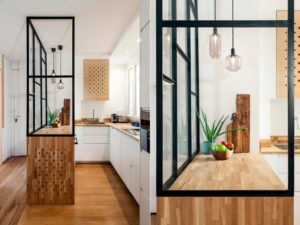 Dekorasi Dapur Kecil Unik