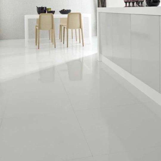 Gambar Keramik Lantai Dapur Warna Putih