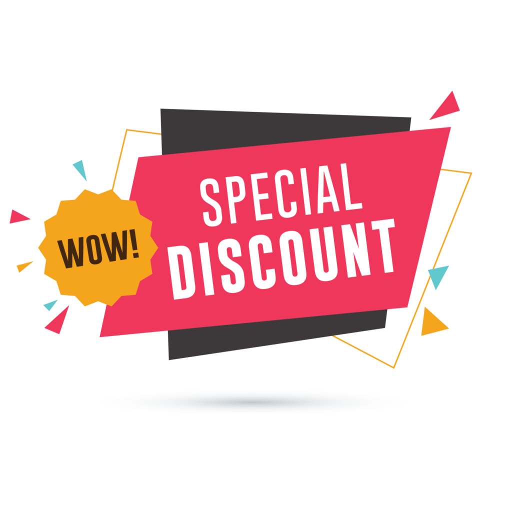 —Pngtree—special discount banner_4814845