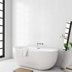 banner ukuran keramik dinding kamar mandi